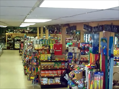 Country Goods & Groceries at East Wakefield Store has almost anything you need