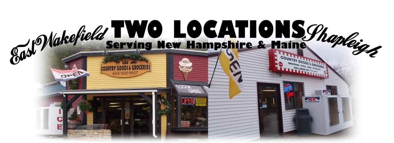 New Location in Shapleigh, ME