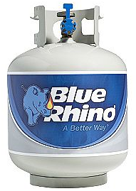 Blue Rhino Propane at Country Goods & Groceries