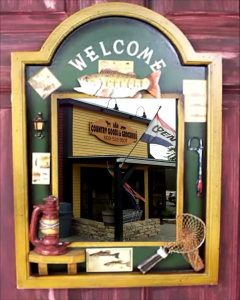 Welcome to Country Goods & Groceries of East Wakefield-Gaming Licenses Sold Here
