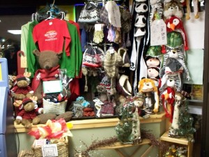 Animal Hats Warm Caps and Gloves at East Wakefield New Hampshire Country Goods and Groceries