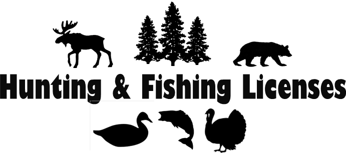 Hunting & Fishing Licenses Sold Here